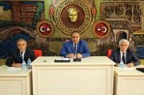 PLAN VE BÜTÇE KOMİSYONU - Gümüşhane İl Genel Meclisi'nin Ekim Ayı Toplantıları Başladı