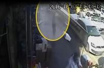 TAHTAKALE - İstanbul'daki İş Adamı Cinayeti Kamerada
