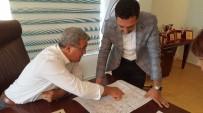 MUSTAFA AYHAN - MARKA'dan Akyazı'ya İki Proje Desteği