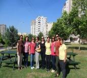 GÜLBEYAZ - Mezitli'de 'Emekçi Kadınlar Derneği' Kuruldu