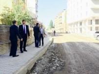 KIŞ MEVSİMİ - Muş Belediyesinden Hummalı Çalışma
