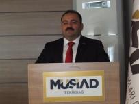 FATIH KıZıLTOPRAK - MÜSİAD Tekirdağ Şubesi'nden Karz-I Hasen Sandığı Toplantısı