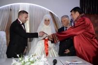 MUSTAFA DÜNDAR - Nikah Memurunun Nikahını Başkan Kıydı