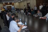 HÜSEYIN AKSOY - Uluslararası Diyarbakır Sempozyumu Tanıtım Toplantısı Düzenlendi
