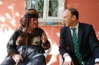 ABDULLAH ERIN - Vali Erin'den En Ücra Köylere Ziyaret