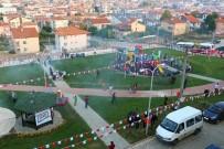 VEFA SALMAN - Yalova'nın En Büyük Parkı Açıldı