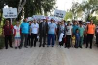 İSMAİL HAKKI ERTAŞ - Yürüyüş Günü'nde 'Giden Kilolar Gelen Sağlık Olsun' Mesajı
