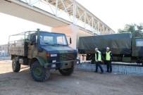 45 Zırhlı Personel Taşıyıcı, Burdur'a Ulaştı