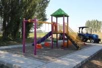 DADAŞKENT - Aziziye Belediyesi Köy Çocuklarının Yüzünü Güldürdü