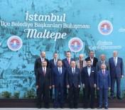 ALTıNOK ÖZ - Başkan Altınok Öz, Belediye Başkanlarıyla Buluştu