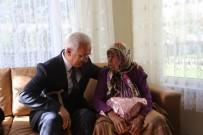 DÜNYA YAŞLILAR GÜNÜ - Başkan Başsoy'dan Huzurevine Anlamlı Ziyaret