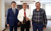 İSTİMLAK - Başkan Karaosmanoğlu, 'İSU İle Gurur Duyuyorum'