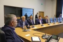 İBRAHIM PEHLIVAN - Başkan Toçoğlu, 'B Planı Hazır Vatandaş Mağdur Edilemez'