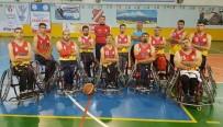 TEKERLEKLİ SANDALYE BASKETBOL - Batman Tekerlekli Sandalye Basketbol Takımı Yeni Sezon Çalışmalarına Başladı