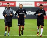 GÖKHAN İNLER - Beşiktaş 8 Eksikle Çalıştı