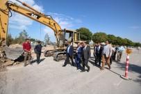 MUSTAFA ARSLAN - Beyşehir'e 7 Milyon Liralık Cadde Yatırımı