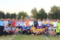 CENTİLMENLİK - Büyükşehir Belediyesi Futbol Turnuvasının Şampiyonu Zabıta Oldu