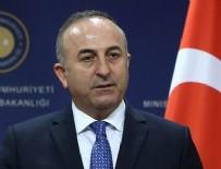 VENEZUELA - Dışişleri Bakanı Çavuşoğlu: Irak'ın açıklaması iyi niyetli değil