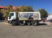 AŞıKŞENLIK - Çıldır Belediyesine Yol Süpürme Ve Temizlik Aracı Hibe Edildi