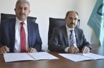 ADNAN DEMIR - DAP İdaresinden İspir Belediyesine Proje Desteği