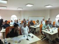 BILIRKIŞI - Didim Belediye Meclisi'nin Ekim Ayı İlk Oturumu Yapıldı