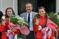 HÜSEYIN AKSOY - Dünya Şampiyonası'nda 4 Madalya Gururu Tepebaşı'nın