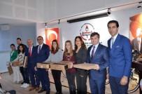 BİLGİ YARIŞMASI - Edirne'de 'Öğrenciler AB'yi Öğreniyor Projesi' Yarışmalarında Dereceye Girenlere Ödül