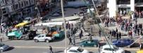 GÖZALTI İŞLEMİ - Erzurum'da İki Grup Arasında Döner Bıçaklı, Kazma, Kürekli Kavga