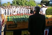 MEHMET ALİ TALAT - GAÜ Ailesi, Kaptan Efdal Safel'i 'Son Seferi'ne Uğurladı