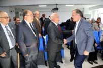 GAZILER - Gazilerden Başkan Gürlesin'e Teşekkür Ziyareti