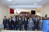 MEHMED ALI SARAOĞLU - Gediz Meslek Yüksekokulu'nda '15 Temmuz Milli İrade Destanı' Konulu Fotoğraf Sergisi Düzenlendi