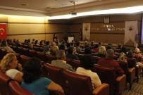 MEHMET CEYLAN - 'Gukuk Kuşu Yuvasının Üzerinden Biri Uçtu' Projesinin Kapanış Toplantısı Yapıldı