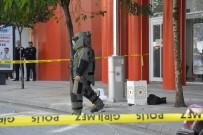 BOMBA İMHA UZMANI - Gümüşhane'de Şüpheli Paket İmha Edildi