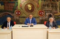 BÜTÇE KOMİSYONU - Gümüşhane İl Genel Meclisi'nin Ekim Ayı Toplantıları Devam Ediyor