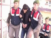 Gürcü Uyruklu Gaspçının Elinden Araba Farı Sayesinde Kurtuldu