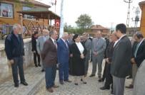 HAMDIBEY - Kırklareli Valisi Civelek, Hamdibey Köyünü Ziyaret Etti