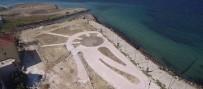 ÇEKIM - Lapseki'de Sahil Düzenleme Çalışmaları