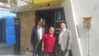 ERSOY ARSLAN - Manisa Büyükşehir Belediyesi'nden Muhtarlarla Buluşma
