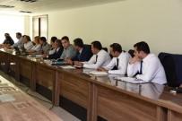 GÜLBEYAZ - MASKİ İlçe Sorumluları Toplantısı Yapıldı