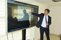 TRAFİK YOĞUNLUĞU - MASKİ Personeline 'Araç Takip Sistemi' Eğitimi Verildi