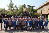 HAYVAN SEVGİSİ - Öğrenciler Darıca Hayvanat Bahçesi'ni Gezdi