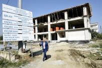 OKUMA SALONU - Tekkeköy Geçlik Merkezine Kavuşuyor
