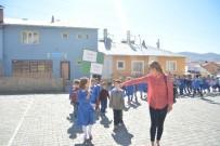 Tercan'da Dünya Yürüyüş Günü Etkinliği