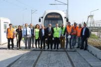 YOLCU TAŞIMACILIĞI - Tramvay Tekkeköy'de