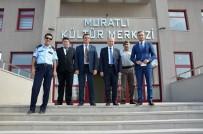 ERKAN ÇAPAR - Vali Ceylan, Muratlı İlçesini Ziyaret Etti
