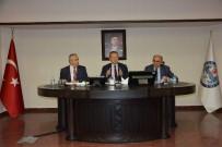 NECMETTIN YALıNALP - Vali Yavuz Okullar Ve Çevresinin Güvenliği İçin Toplantı Yaptı