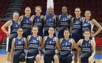 OLYMPIACOS - Yakın Doğu Üniversitesi Kadın Basketbol Takımı'nın Avrupa Heyecanı Başlıyor