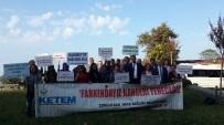 EGZERSİZ - Zonguldak Halk Sağlığı Müdürlüğü Yürüyüş Düzenledi