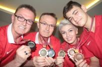 AVRUPA ŞAMPİYONU - 83 Madalyalı Aile