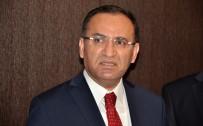 MEHMET TURAN - Adalet Bakanı Bekir Bozdağ'ın Acı Günü